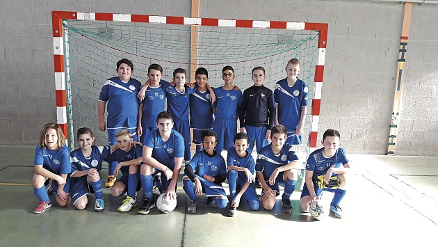 Équipe de handball Collège Jeanne d'Arc Pont de Beauvoisin