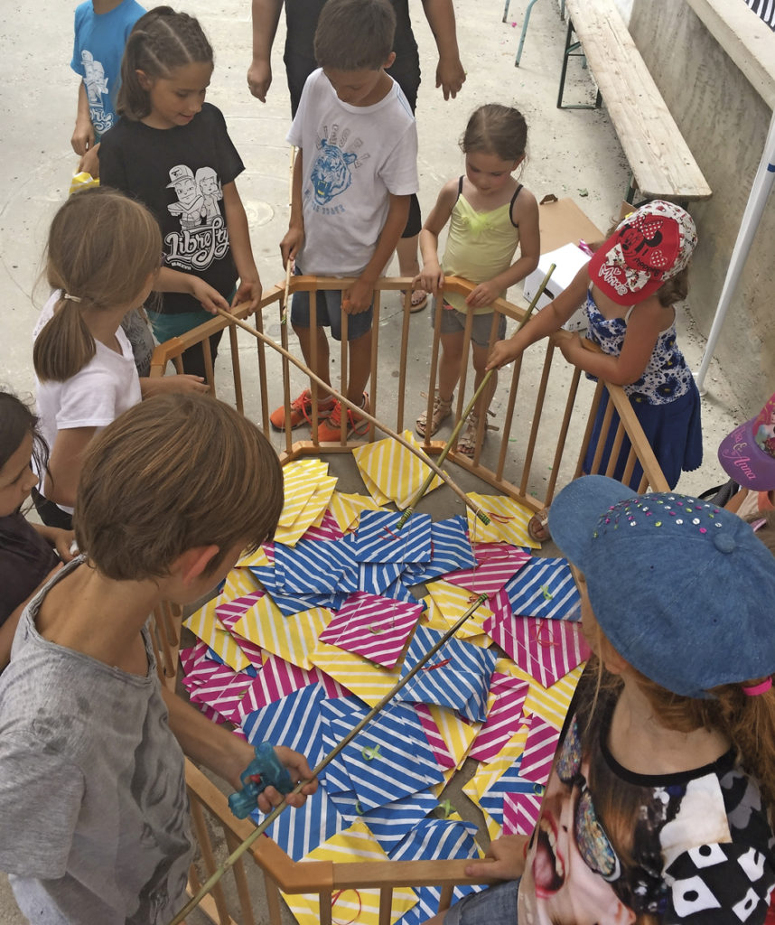 Jeux à l'École Jeanne d'Arc Ensemble scolaire Rosaire Jeanne d'Arc