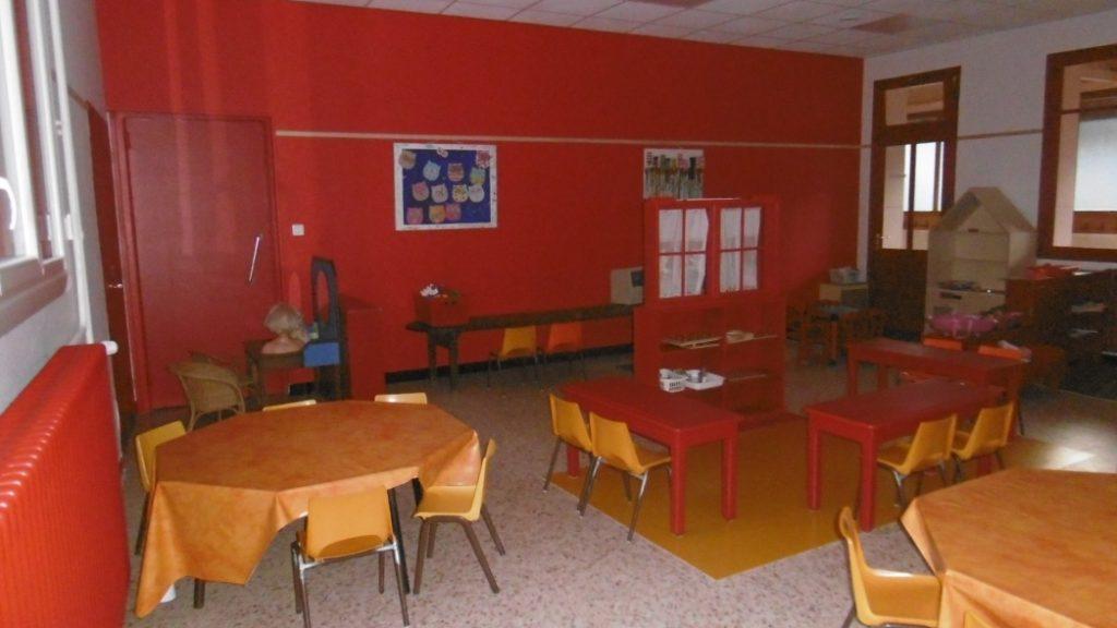 Les classes de maternelle rénovées Ensemble scolaire Rosaire Jeanne d'Arc