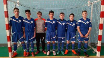 Champion académique de Futsal!