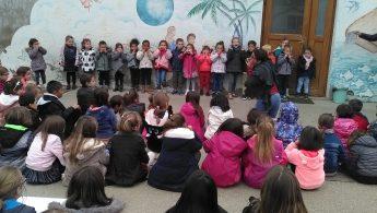 L'assemblée des enfants du mois d'avril