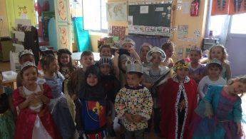 Princesses et chevaliers 🎠