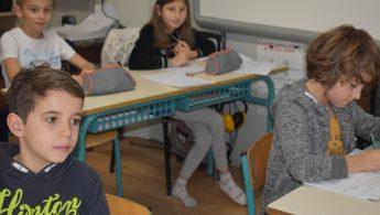 La classe de CE1-CE2 de Sylvie
