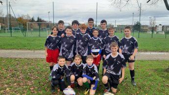 Tournoi de rugby UGSEL à La Cote Saint André